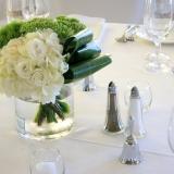 Exemple de location pour vase et votives simple